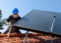 Solar Water Heater Installation Company